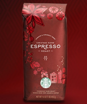 Starbucks® Christmas Blend Espresso Roast