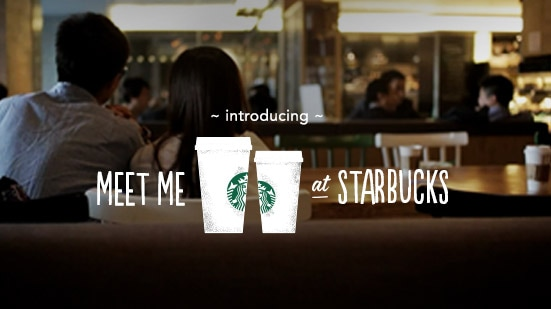 Meet Me At Starbucks