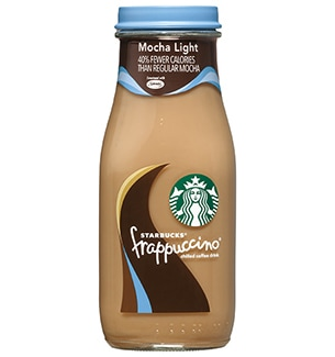 Starbucks Mocha Light Frappuccino