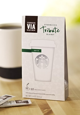 Starbucks® Tribute Blend