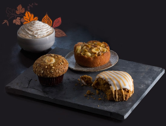 Image of Fall Food at Starbucks