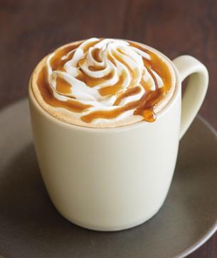 Caramel Flan Latte Starbucks Coffee Company