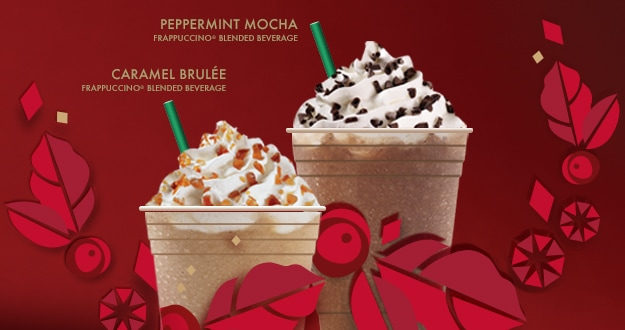 Frappuccino Blended Beverages