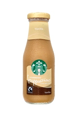 Bottled Vanilla Frappuccino