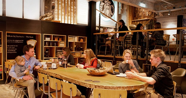 Store Design | Starbucks Coffee Company