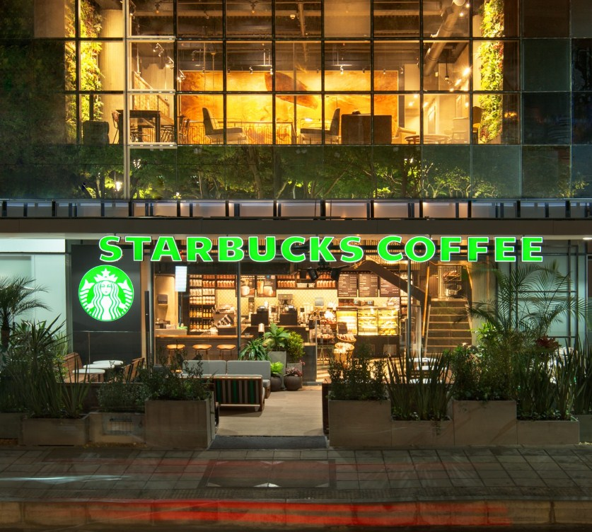 Starbucks Colombia