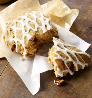 Cinnamon Chip Scone