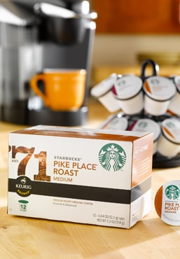 Pike Place® Roast Decaf