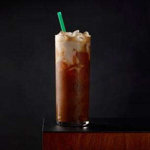 Starbucks Customized Drink Nutrition