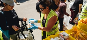 FoodShare: Hunger relief in action | Starbucks Coffee Company