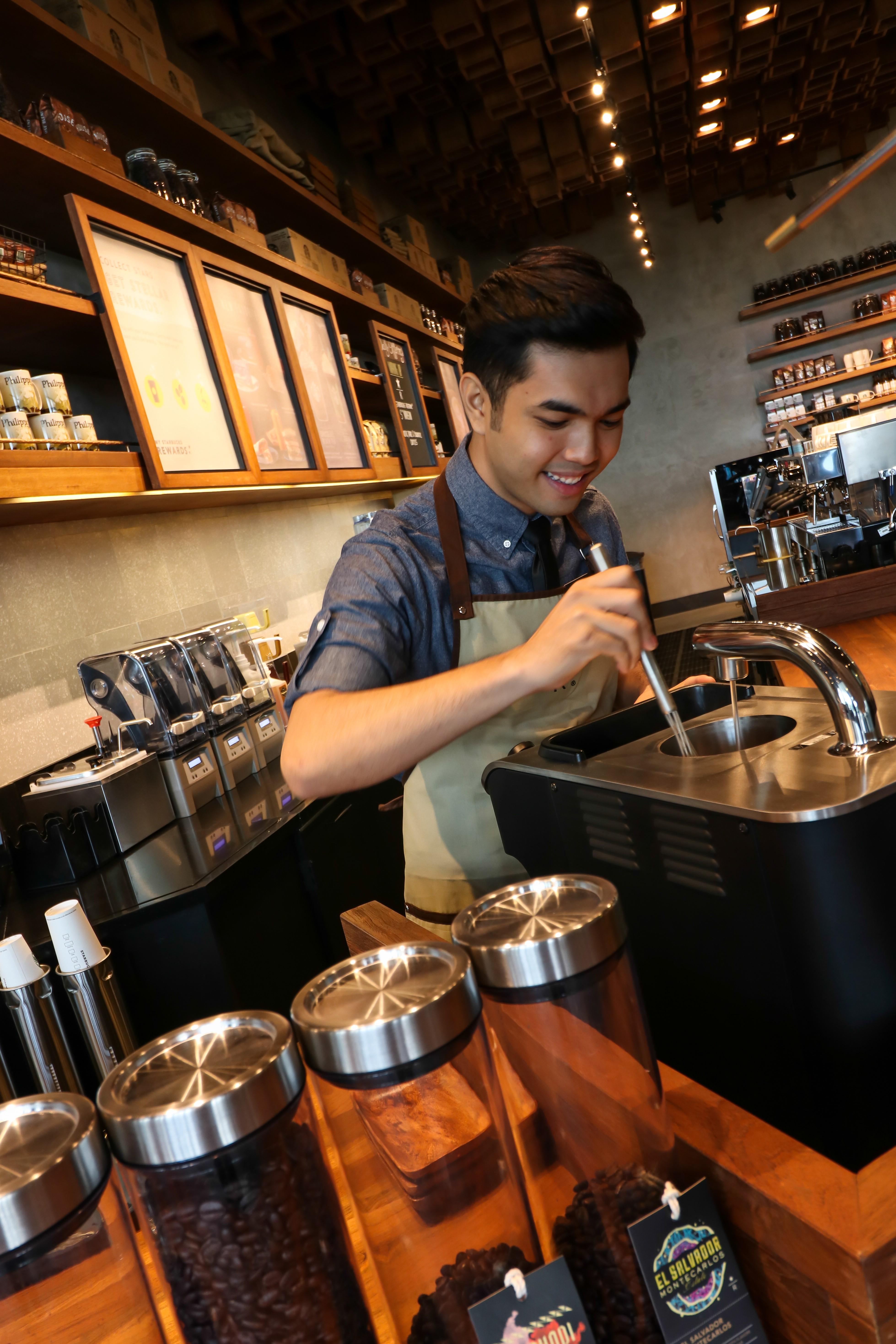 Starbucks, Roasting Data and Brewing Analytics!