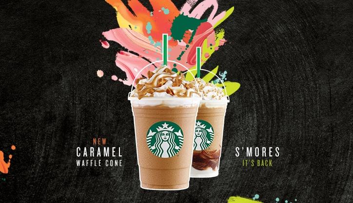 Starbucks 16-oz. Grande Frappuccino