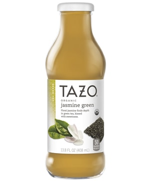 Tazo® Bottled Organic Jasmine Green