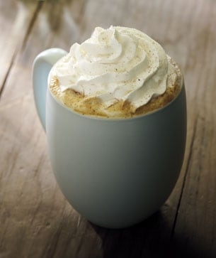 Vanilla Spiced Latte