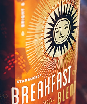 Starbucks® BREAKFAST BLEND