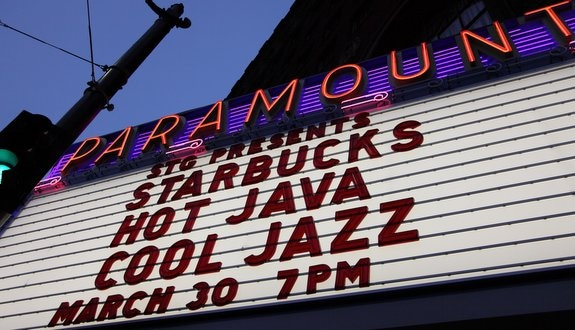 2012 Hot Java Cool Jazz