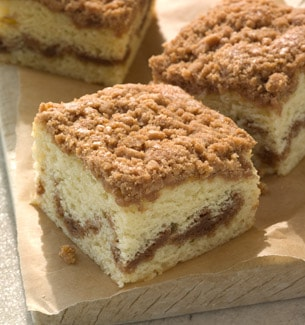 Classic Bisquick Coffee Cake