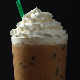 Starbucks White Chocolate Sauce Nutrition