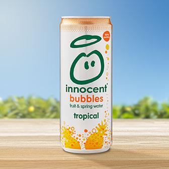 Innocent Bubble Tropical
