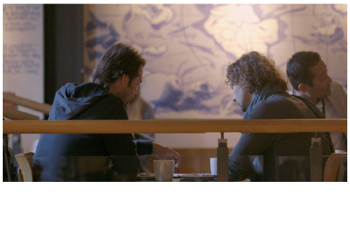 Meet Me at Starbucks Amsterdam Film Screenshot