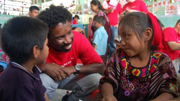 save the children program in guatemala
