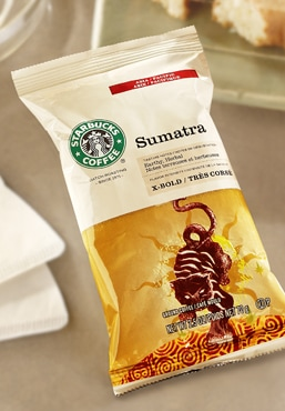 sumatra portion pack