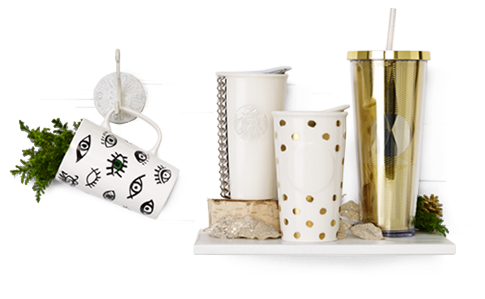 Image of Starbucks DOT Collection Mugs and Tumblers