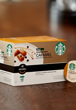 Starbucks® Caramel K-Cup® Packs