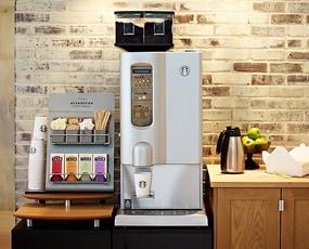 starbucks coffee machine for business