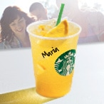 Valencia Orange Starbucks Refreshers™ Beverage