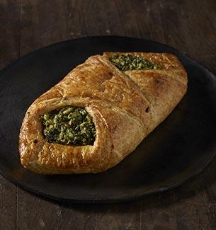 Wheat Spinach Savory Foldover Starbucks Coffee Company