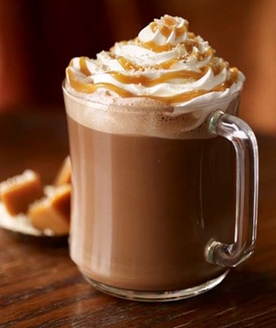 Salted Caramel Mocha Starbucks Coffee Company