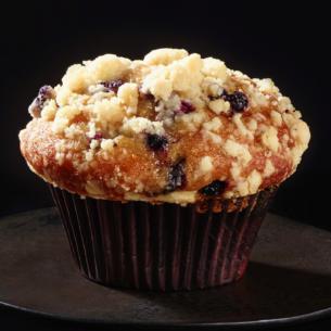 Blueberry Muffin with Yogurt and Honey | Starbucks Coffee ...