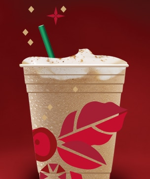 Eggnog Frappuccino® Light Blended Beverage