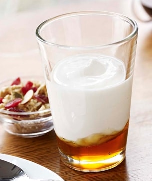 Greek Honey Parfait