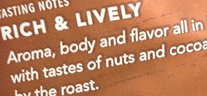 Taste Notes