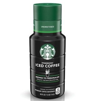 Starbucks® Iced Coffee Unsweetened | Starbucks Coffee Company
