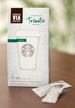 Starbucks VIA Tribute Blend
