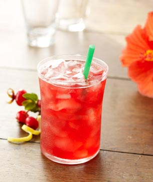 Tazo® Shaken Iced Passion Tea Lemonade