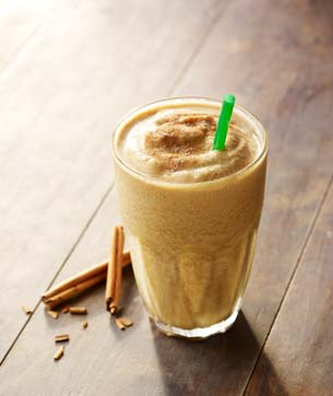 Cinnamon Dolce Frappuccino® Light Blended Coffee