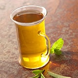 Spearmint Green Brewed Tea