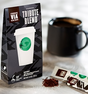 Starbucks VIA® Tribute Blend®