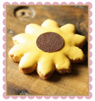 Flower Sugar Cookie