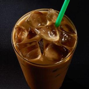 Iced Skinny Peppermint Mocha Starbucks Coffee Company