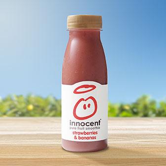 Innocent Strawberry & Banana