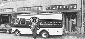 First Starbucks location on Pike Street