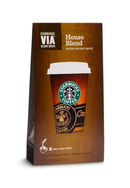 Starbucks VIA® House Blend