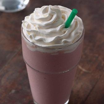 Strawberries & Crème Frappuccino®