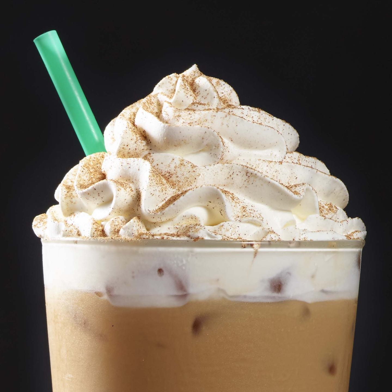 Iced Pumpkin Spice Latte Starbucks Coffee Company
