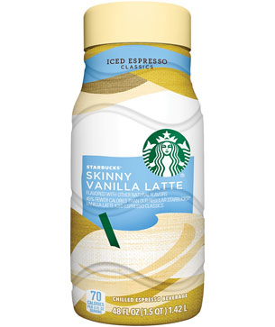 Iced espresso classics skinny vanilla latte starbucks coffee company a starbucks classic chilled for a classic anytime treat sisterspd